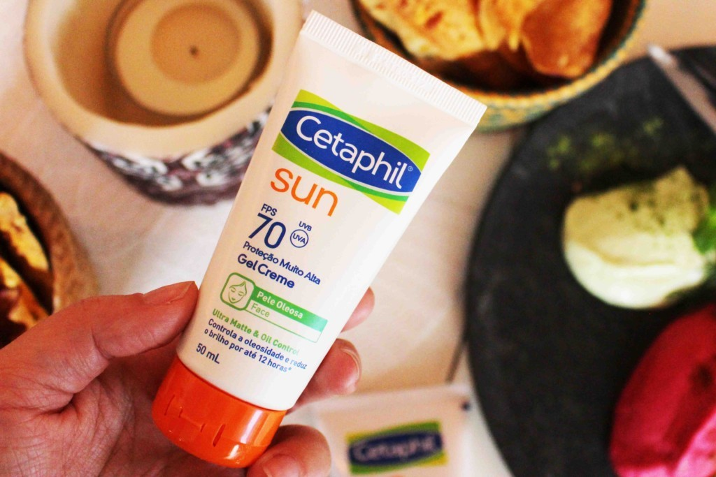 Protetor Solar Cetaphil SunUltra Matte Oil Control