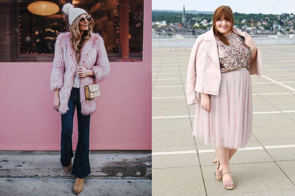 Looks com Rosa Millennial Como Usar Looks Rosa