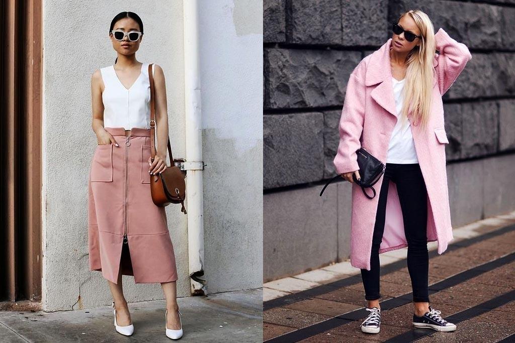 Looks com Rosa Millennial Como Usar Looks Rosa - Tendencias de Cores