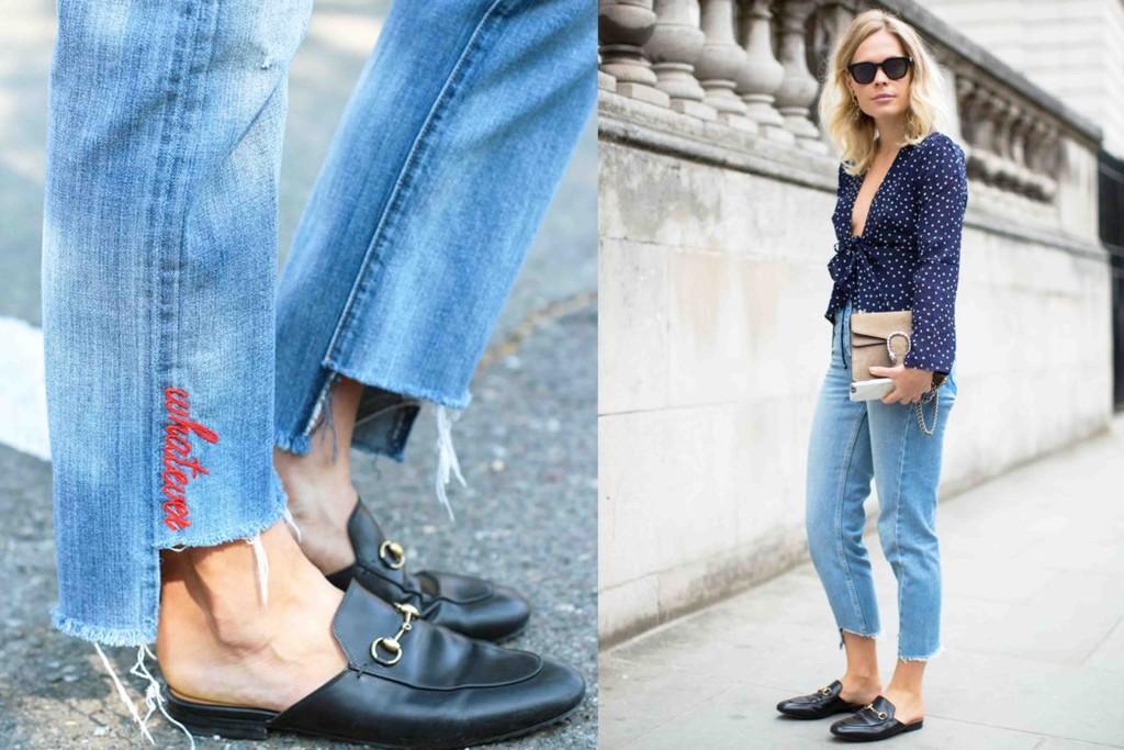 Como Usar Flat Mule Tendências Sapatos - Looks e Dicas de Moda