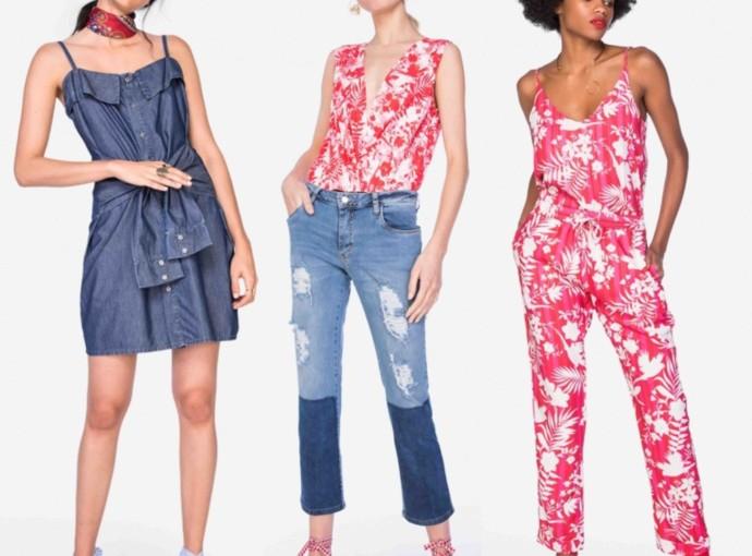Coleção Amaro Verão 2018 - Roupas, sapatos e acessórios - Tendências Primavera Verão 2018