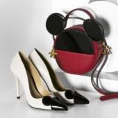 Coleção Disney Arezzo - Bolsas e Sapatos do Mickey