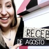 RECEBIDOS DE AGOSTO 2017