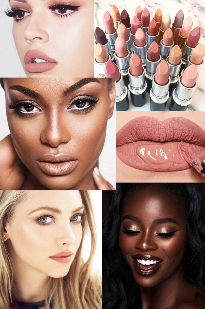 Tendências Batom Verão 2018 - Batons e Tendências de Maquiagem Verão 2018