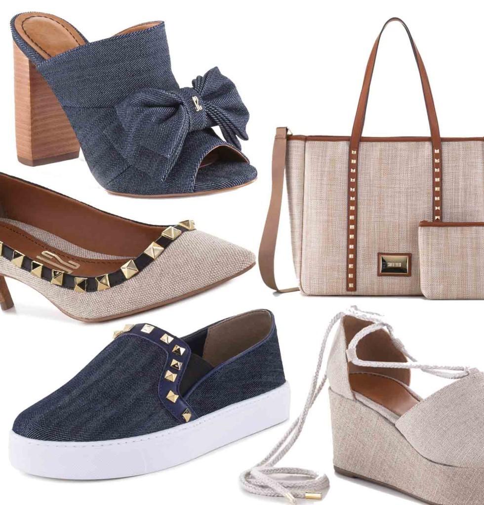 Coleção Verão 2018 Santa Lolla - Tendências Sapatos Femininos