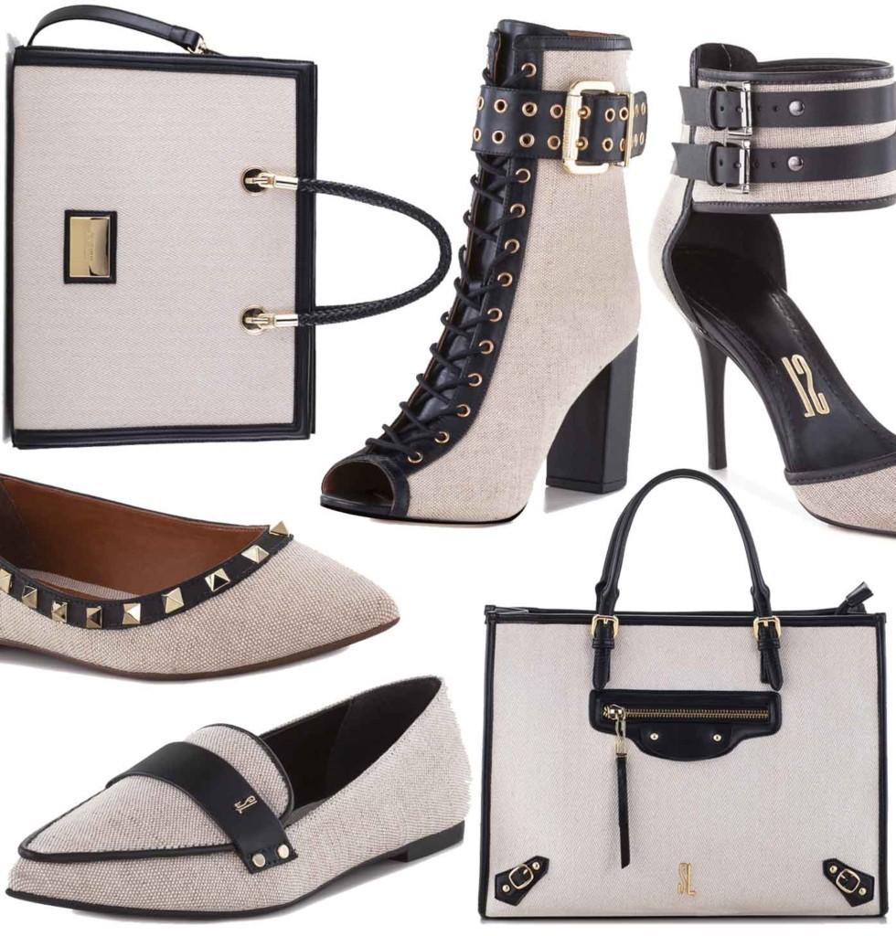 Coleção Santa Lolla Verão 2018 - Tendências Sapatos Femininos