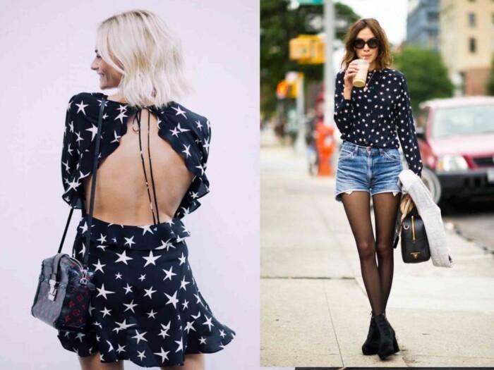 Tendência de Moda - Como Usar Roupas com Estampa de Estrelas?