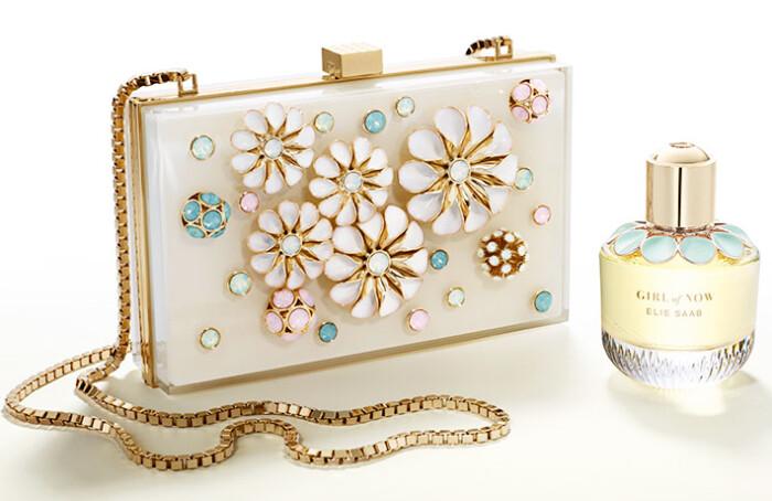 Resenha Perfume Elie Saab Girl Of Now e Clutch