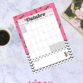 Planner 2018 para Imprimir-Planner 2018 para Download Gratuito