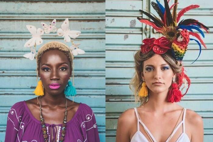 Fantasias de Carnaval 2018 - Dicas, ideias e inspirações de looks para pular carnaval e cair na folia