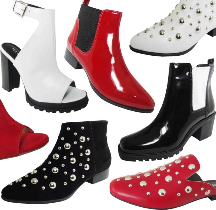 Coleção Via Uno Inverno 2018 -Sapatos Femininos de Inverno