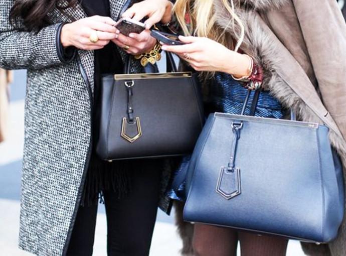 Tendências Bolsas Inverno 2018 - As Bolsas da Moda em 2018