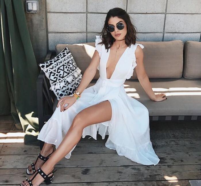Como Usar Looks All White - Tendências de Moda Looks em Branco