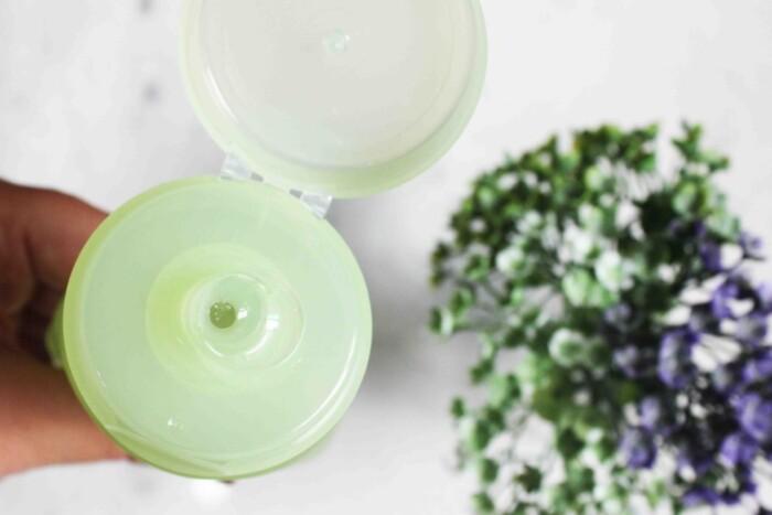 Resenha Simple Skincare Sabonete Facial em Gel Refreshing