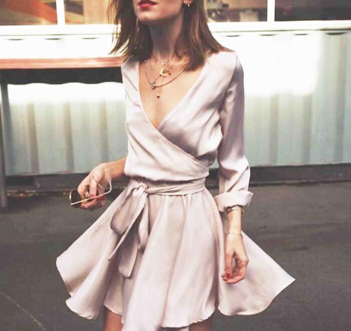 Como Usar Wrap Dress - Tendência Vestido Envelope
