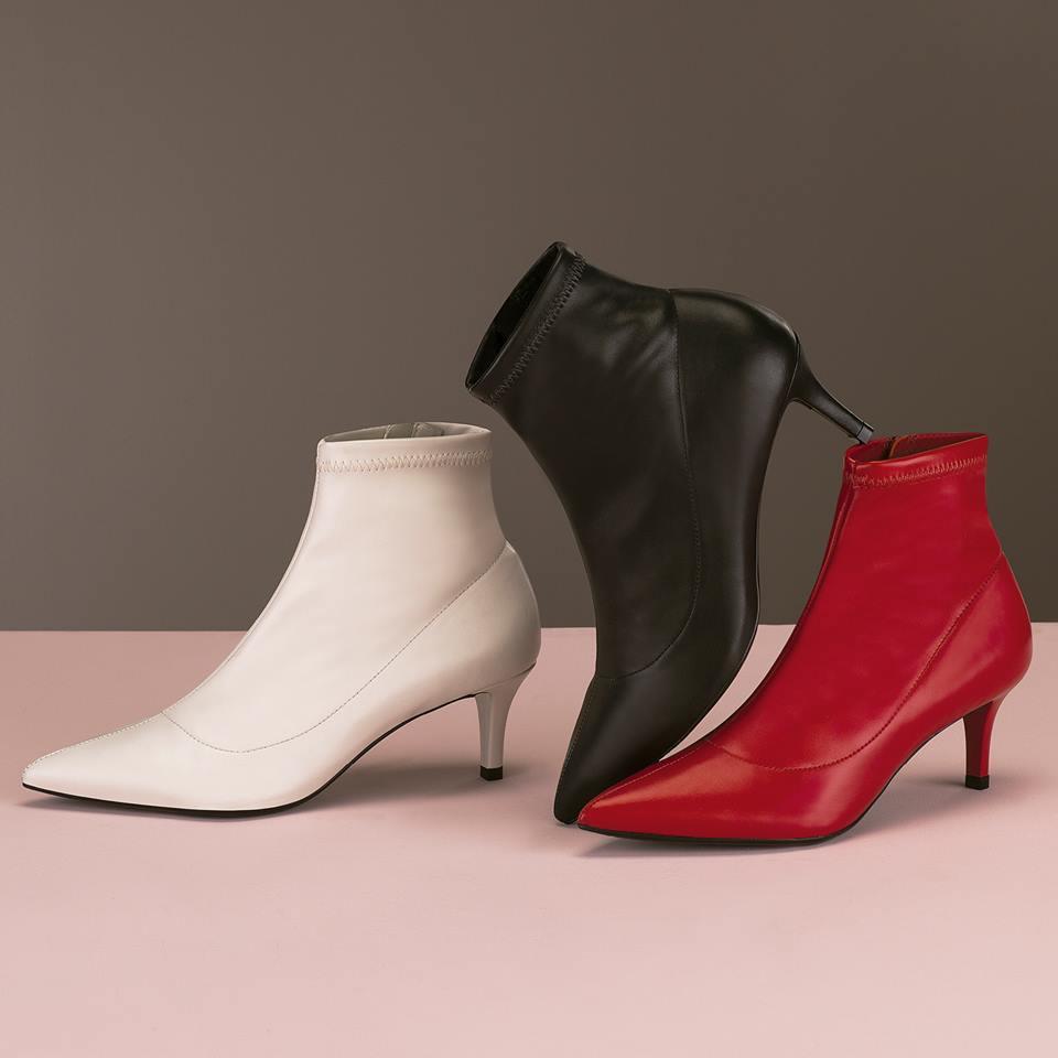 Coleção Arezzo Inverno 2018 - Tendências Sapatos Femininos Outono Inverno 2018
