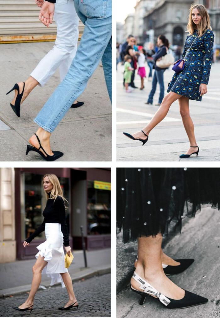 Tendências Sapatos Inverno 2018 - Os sapatos da moda em 2018