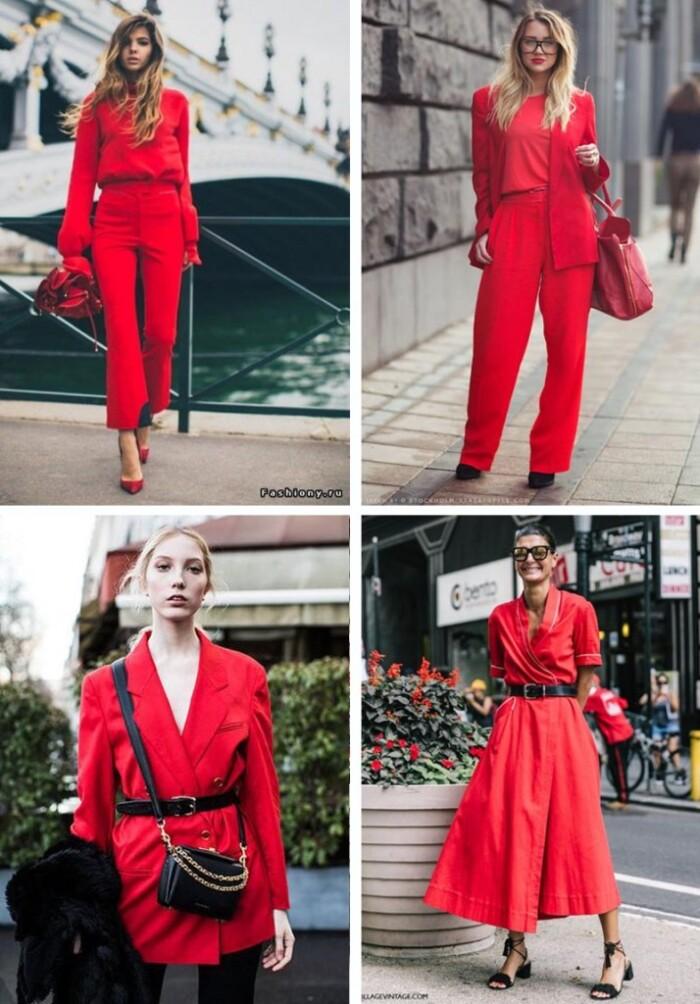 Como Usar Look Vermelho - Inspirações e dicas para o look all red perfeito!