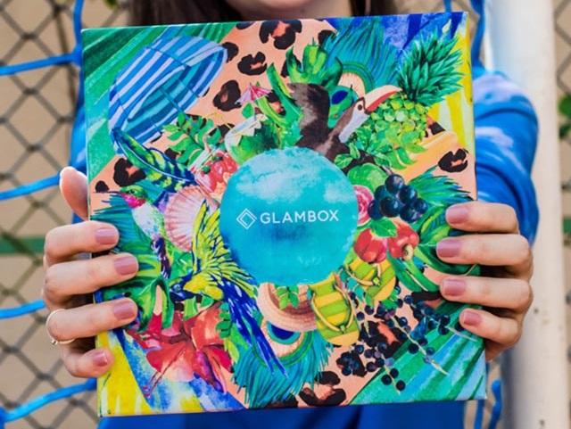 Cupom de desconto Glambox Julho 2018