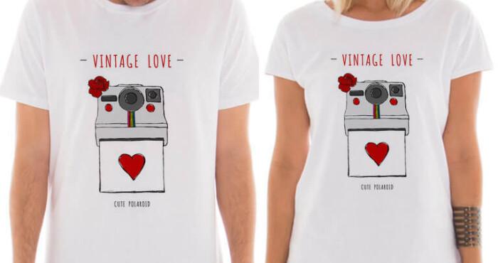 Dicas de Presentes para o Dia dos Namorados 2018: Camisetas personalizadas para namorados usarem juntos + Camisetas personalizadas para namorados que se completam