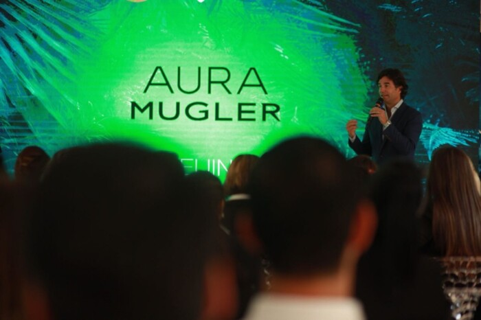 Novo Perfume Aura Mugler