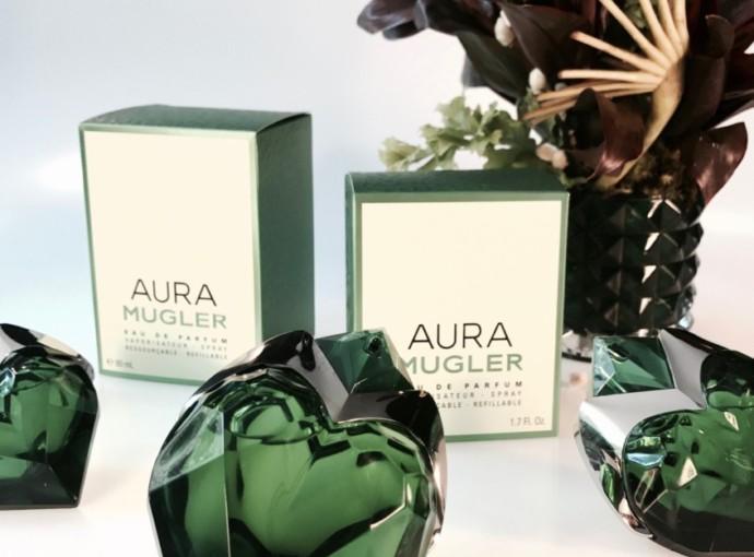 Perfume Aura Mugler - Nova Fragrância Thierry Mugler Aura