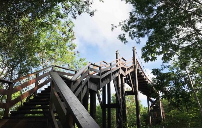 Passeio Hoyo Azul Scape Park: vale a pena? qual o preço? onde fica? qual a profundidade? - Dicas de Viagem para Punta Cana.