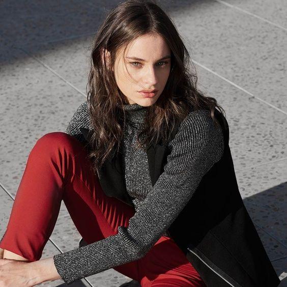 Colecao AMARO Inverno 2018 - Casacos, vestidos de frio, calças e saias, blazers e roupas de inverno