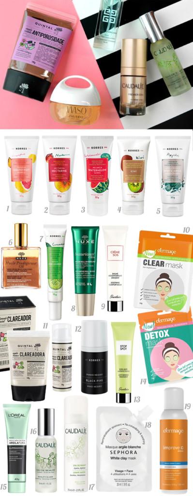 Melhores Produtos de Beleza para Pele Skincare - Promoção Sephora