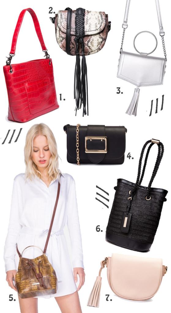 Bolsas em promoção para comprar online: bolsas deusas e com preços promocionais para atualizar o guarda-roupa sem gastar muito.