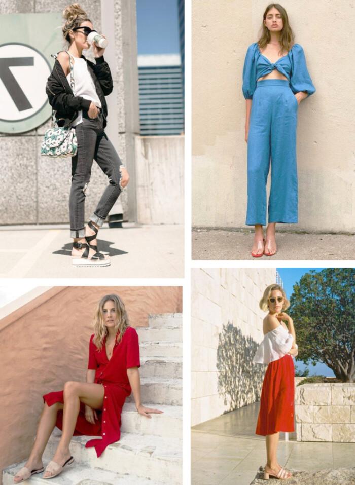 Tendências Sapatos Verão 2019 - inspirações, looks e dicas de compra