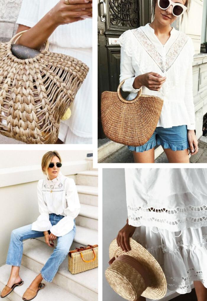 Tendências verão 2019: as peças de roupas favoritas da estação.