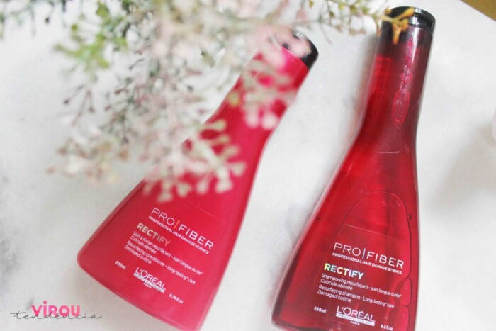 Resenha L'Oréal Professionnel Pro Fiber Rectify Shampoo e Condicionador