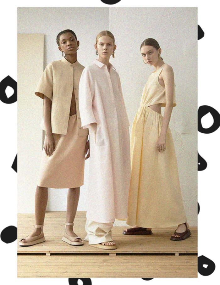 Tendências de Moda: Como Usar Linho Verão 2019