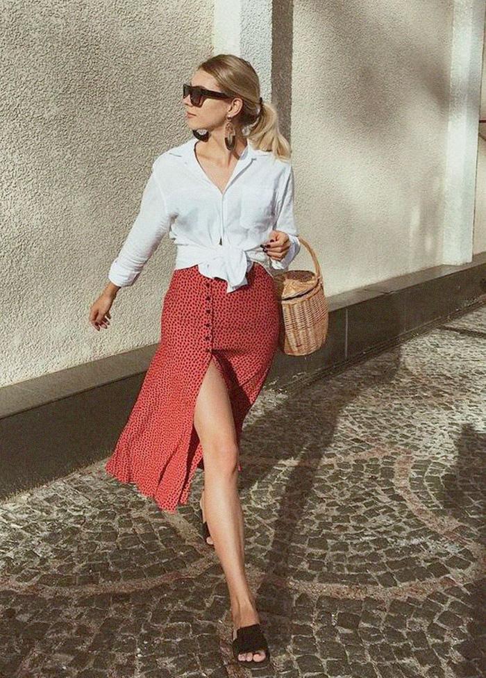 Looks de Trabalho de Verão - 40 combinações frescas para dias de calor