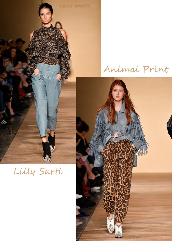 Tendências SPFW: das passarelas para nossos looks do dia - Animal Print