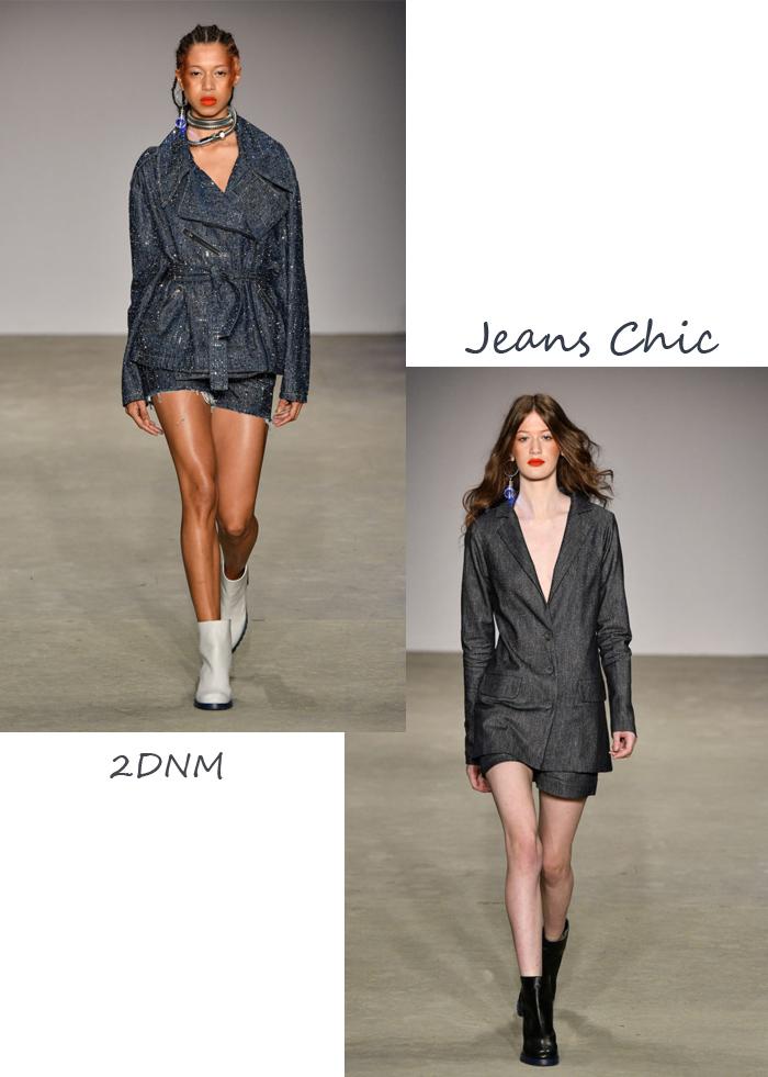 Tendências SPFW: das passarelas para nossos looks do dia - Jeans